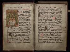 Antiphonarium de tempore et de sanctis, pars aestivalis