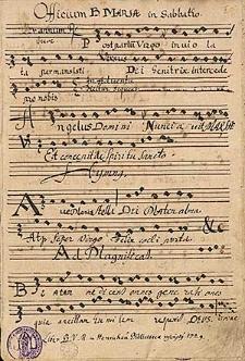 Antiphonarium (pars hiemalis)