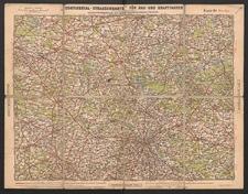 Continental Straßenkarte für Rad- und Kraftfahrer. Breslau Nr. 30