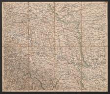 Übersichtskarte von Mittel-Europa. E.2. Tarnopol, Brody, Stryj, Czernowitz