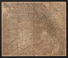 Übersichtskarte von Mittel-Europa. E.3. Klausenburg, Maramaros-Sziget, Tölgyes