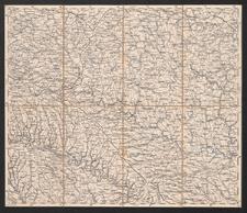 Übersichtskarte von Mittel-Europa. F.2. Balta, Uman, Braclaw