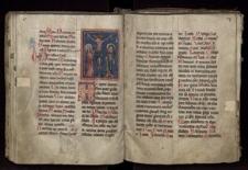 Lectionarium evangeliorum et epistolarum de tempore et de sanctis, pars aest. ab pascha