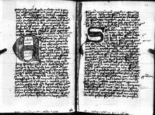 Expositio missae ; Teologische Auctoritates ; Regula s. Augustini