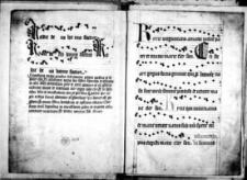 Officium de b. virgine Maria et de s. Anna