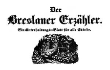 Der Breslauer Erzähler. Ein Unterhaltungs-Blatt für alle Stände. 1842-05-02 Jg. 8 Nr 52
