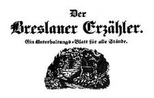 Der Breslauer Erzähler. Ein Unterhaltungs-Blatt für alle Stände. 1842-08-19 Jg. 8 Nr 99