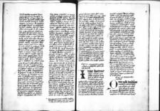 Explicatio primi libri Canonis ; Chirurgia