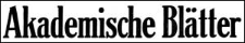 Akademische Blätter. Wochenschrift für das akademische Leben in Breslau und der Provinz 1910-12-03 Jg.3 [1] Nr 32