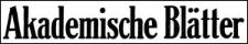 Akademische Blätter. Wochenschrift für das akademische Leben in Breslau und der Provinz 1911-01-14 Jg.4 [2] Nr 2