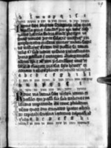 Martyrologium secundum Usuardum ; Chronicon monasterii sanctae Clarae Wratislaviensis