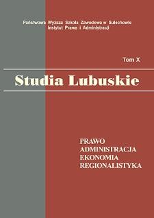 Audyt wewnętrzny w sektorze finansów publicznych w Polsce - analiza wybranych aspektów działania audytora usługodawcy