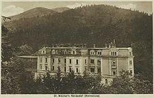 Dr. Weicker's Heilanstalt (Marienhaus)