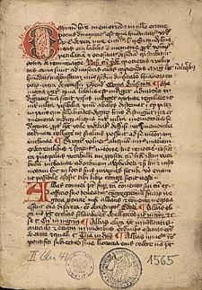 Casus varii Decretalium et statutorum iuxta ordinem alphabeti