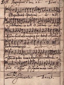 Utwory wokalne o treści religijnej [Libr. Mus. 50]