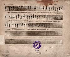 Gemma musicalis: selectissimas varii stili cantiones (vulgo italis madrigali et napolitane dicuntur) quatuor, quinque, sex et plurium vocum continens: quae ex diversis praestantissimorum musicorum libellis, in Italia excusis, decerptae, et in gratiam utriusque musicae studiosorum, uni quasi corpori insertae et in lucem editae sunt, studio et opera Friderici Lindneri Lignicensis. Liber primus.