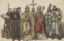 [Ubiory w Polsce 1200-1795. Przez J. Matejkę, 1333-1434, ryc. 13].