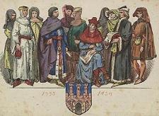 [Ubiory w Polsce 1200-1795. Przez J. Matejkę, 1333-1434, ryc. 17].