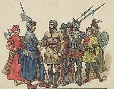 [Ubiory w Polsce 1200-1795. Przez J. Matejkę, 1507-1548, ryc. 30].
