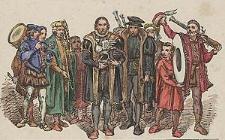 [Ubiory w Polsce 1200-1795. Przez J. Matejkę, 1548-1572, ryc. 45].