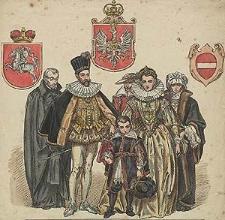 [Ubiory w Polsce 1200-1795. Przez J. Matejkę, 1588-1632, ryc. 59].