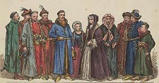 [Ubiory w Polsce 1200-1795. Przez J. Matejkę, 1674-1696, ryc. 74].