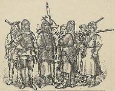 [Ubiory w Polsce 1200-1795. Przez J. Matejkę, 1674-1696, ryc. 75].