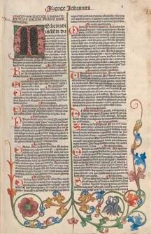 Articella / Ed. Franciscus Argilagnes