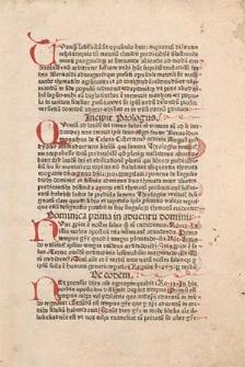 Compendium theologicae veritatis / Cum Tabula Thomae Dorniberg.