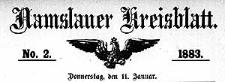 Namslauer Kreisblatt 1883-01-18 [Jg.38] Nr 3