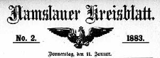 Namslauer Kreisblatt 1883-08-09 [Jg.38] Nr 32