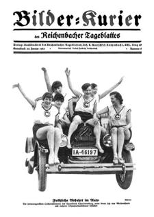 Bilder-Kurier der Reichenbacher Tageblattes 1928-01-28 Nr 5