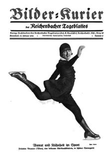 Bilder-Kurier der Reichenbacher Tageblattes 1928-02-25 Nr 9