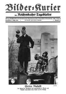 Bilder-Kurier der Reichenbacher Tageblattes 1928-03-17 Nr 12