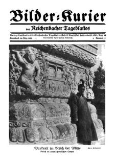 Bilder-Kurier der Reichenbacher Tageblattes 1928-03-24 Nr 13