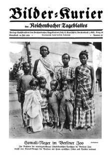 Bilder-Kurier der Reichenbacher Tageblattes 1928-07-14 Nr 29