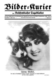 Bilder-Kurier der Reichenbacher Tageblattes 1928-07-21 Nr 30