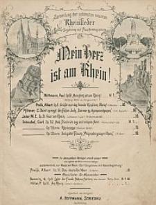 Mein Herz ist am Rhein! : Op. 69