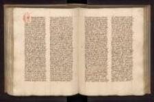 Lectura super Lucam ; Sermo de assumptione BMV