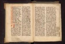 Legenda aurea. Pars I. ; Regulae clericorum et sacerdotum