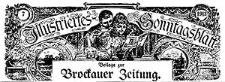 Illustriertes Sonntagsblatt. Beilage zur Brockauer Zeitung 1913 [Nr] 52