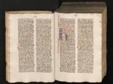 Biblia latina: Genesis-Apocalypsis