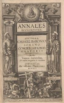 Annales Ecclesiastici. T. 2