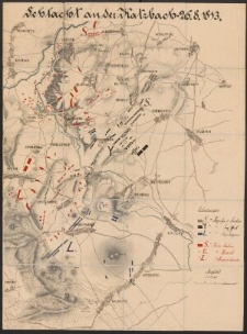 Schlacht an der Katzbach - 26.8.1813