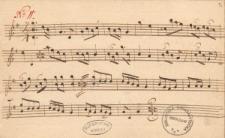 [Angloise] No. 11 [violino primo]