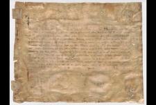 [Pismo papieża Jana XXII do biskupa kujawsko-pomorskiego Gerwarda herbu Leszczyc]