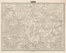 Topographisch-militarischer Atlas von der Königlich Preussischen Provinz Schlesien [...] Sect. 4
