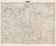 Topographisch-militarischer Atlas von der Königlich Preussischen Provinz Schlesien [...] Sect. 6