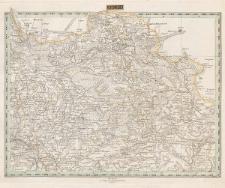 Topographisch-militarischer Atlas von der Königlich Preussischen Provinz Schlesien [...] Sect. 8