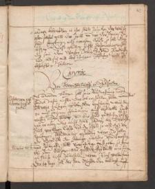 Statuta Civitatis Laubae. Conscripta a die 1 Julii 1643 usque ad ultimum nempe 31 eiusdem